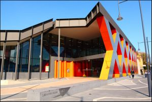 Albury library-museum by wildplaces