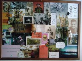inspiration board by spaceradish