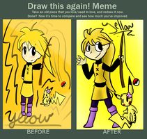 Redo Meme by thedazedartist
