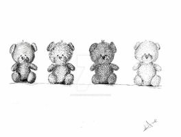 four little bears by living2prove