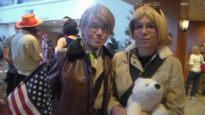 NDK13- America and Canada by peppermix14