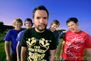 A Day to Remember - warped 09 by JeremySaffer