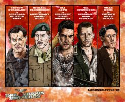 The Basterds Part 1 by LorenzoAyuso