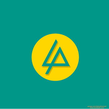 Linkin Park Material design wallpaper by Techiee9
