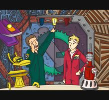 341 : MST3K fan art by witegots