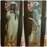 Rat Kigurumi by shadowhearts