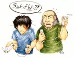 I'm Sick of Wii by SioUte