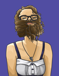 BEARD by Lyssasoulless