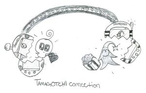 Tamagotchi Connection by LuvzKittenz