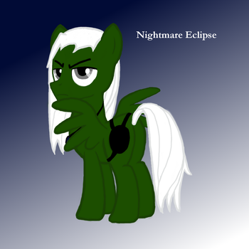 Nightmare  Eclipse by Bahnahnahnah