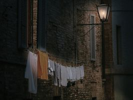 Hanged out into the light to dry. by 8moments
