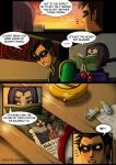 Home: Chapter1 Pg5 by harlequeenade