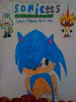 Sonic Unlimated numbah 5 by JensTheSaiyan