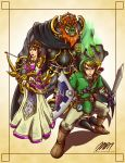 Triforce by greytei