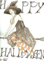 Happy Halloween by Charis