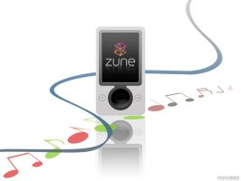 Zune Media Device .1600x1200. by monolistic