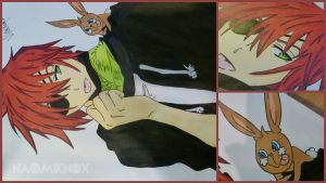Lavi - D.Gray-man by xNaomiUchiha