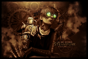 Steam Punk by Maniakuk