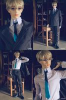 5th Atelier: Professor Default by Ylden