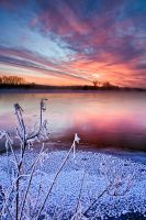 A Very Cold Morning by MarshallLipp