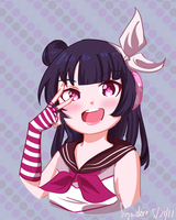 Cheer Girl Yohane by Sugoidere