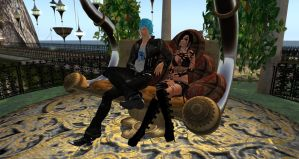 Second Life: Grimmjow 2 by DragonKeeper333
