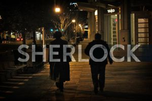 Sherlock Holmes and Dr. Watson by Nightengale37