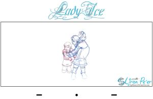 Lady Ice - Mom n Sen Rough2 by LPDisney