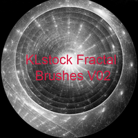 Fractal Brush Set V02 by KLStock