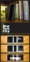 New York City Coffee Tabl Book by spen