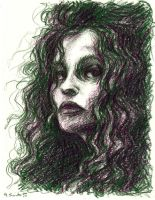 Bellatrix by msciuto