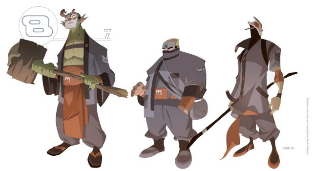 Mallot's line-up by cheeks-74