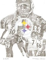Pittsburgh Steelers by eazy101