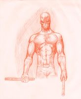 DAREDEVIL 1 by Mich974