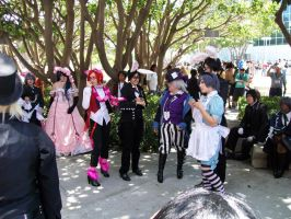 AX2011: Ciel in Wonderland by Shunhades