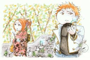 Day 18 - My fav couple by Eyral