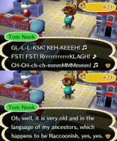 ACNL - My reward from Tom Nook by LatinNewYorker