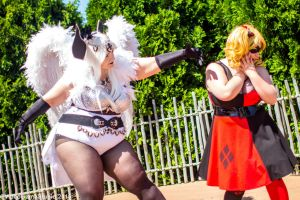 ColossalCon 2015 - Mega Absol(PS) 20 by VideoGameStupid