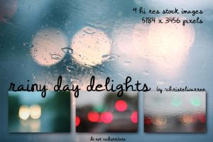 Rainy Day Delights by ~christelwarren by ChristelWarren