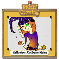 Halloween Meme by RanebowStitches