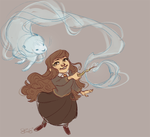 Hermione by enits