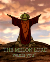 THE MELON LORD WANTS YOU by melonlordinc