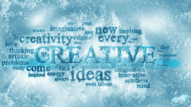 Ice Creativity ND by NSyridian