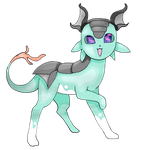 Fakemon: Lobieeon by Chaos55t