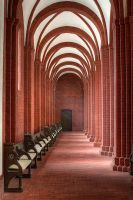 Cloister by JaveCz