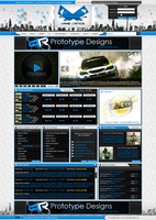 Game Critics Site Design by Techmaster05