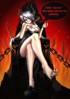 The Hell Queen by Lillian-The-Evil-One