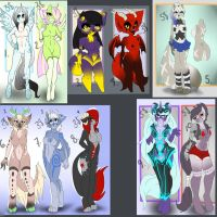 SOLD 9/26/2014 to 9/28/2014 (closed) by Fur-What-Loo