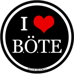 I Love Bote by posezedes