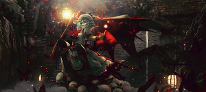 Touhou by Erion-xx